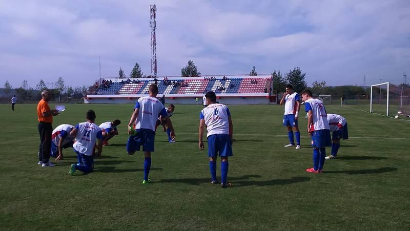 FK Moravac Orion počeo pripreme