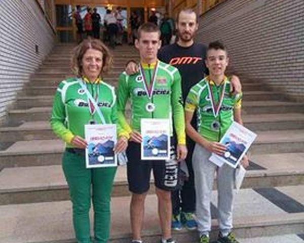 Caribrodski MTB Maraton: Leskovčani osvojili tri medalje