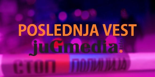 Ubio se policajac iz okoline Leskovca