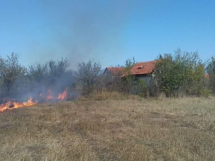 Bukti novi požar u Donjem Stopanju (FOTO)
