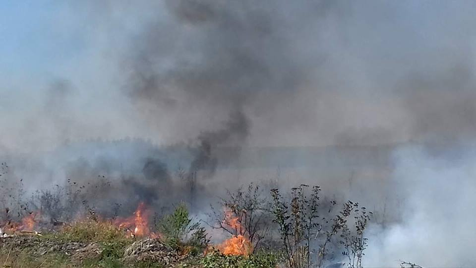 Požari u Medveđi, kod Bojnika, Predejana…