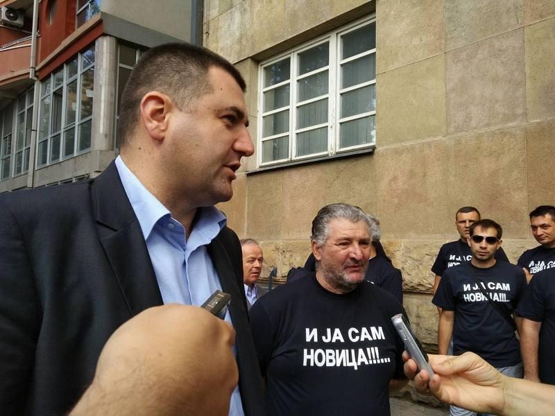 Predsednik Vojnog sindikata Srbije pred sudom u Nišu