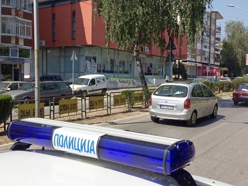 Smanjite brzinu, policija pored škola