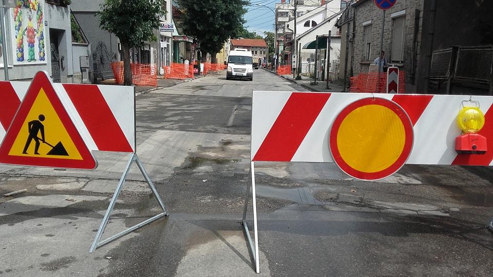 Povremene nestašice vode u ulicama Svetoilijska i Deligradska