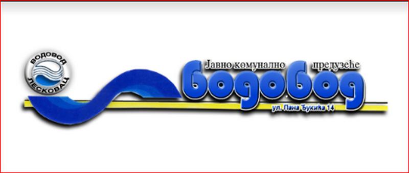 Vodovod Leskovac otvara šaltere od ponedeljka