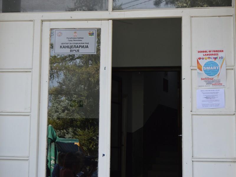 Kancelarija za socijalno ugrožene otvorena u Vučju, uskoro i u Grdelici