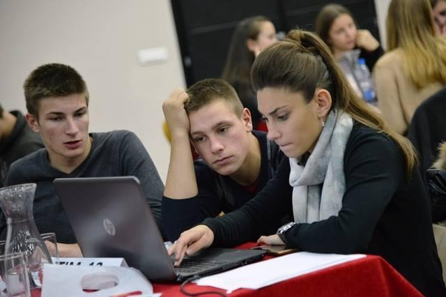 Ideja o organizaciji venčanja pobedila na takmičenju srednjoškolaca u Leskovcu