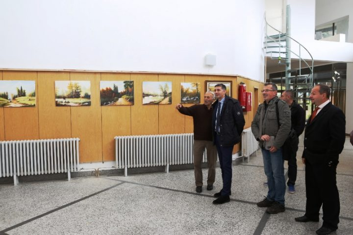 Renoviran Centar za kulturu u Bosilegradu