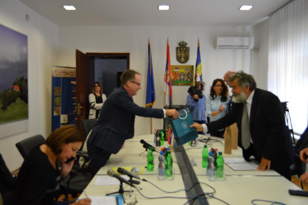 Švajcarska spremna da ulaže u jug Srbije