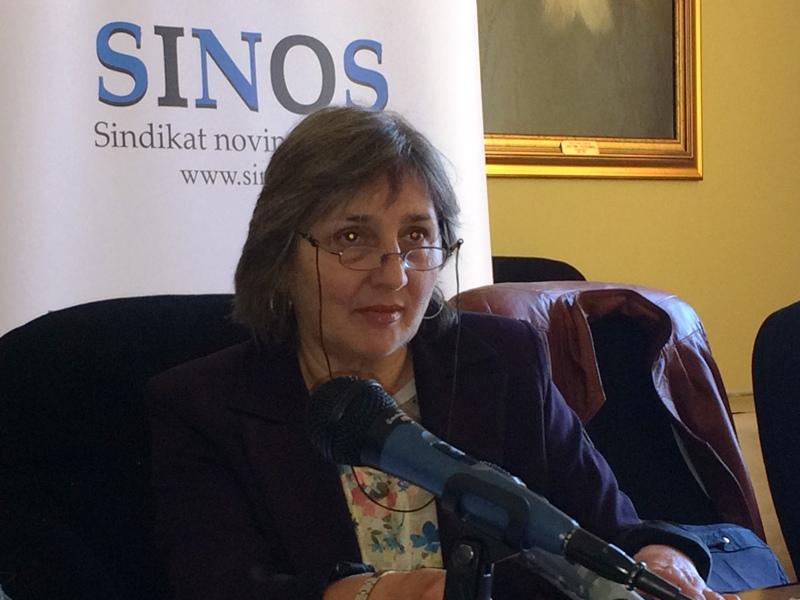 SINOS : Borba za prava novinara kroz kolektivni ugovor
