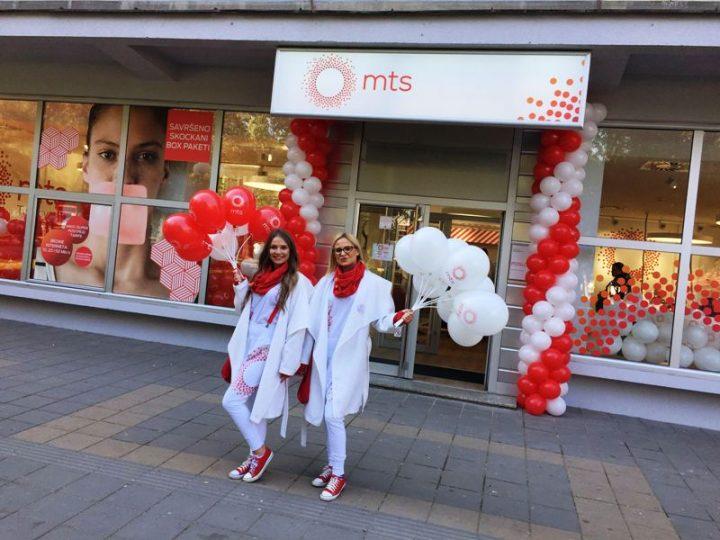 Otvorena mts poslovnica u Leskovcu