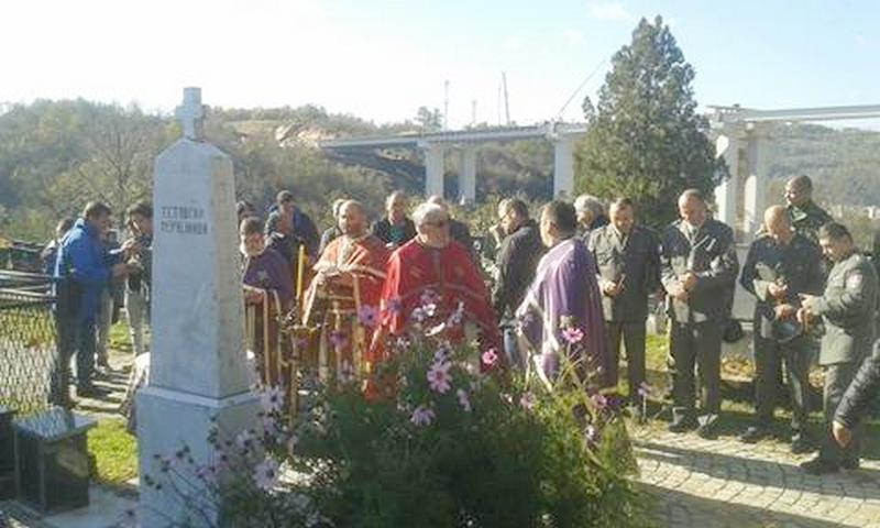 Pomen Tetovskim žrtvama kraj zaboravljenog spomenika