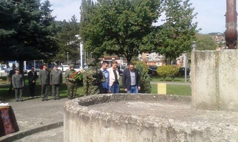 Spomenik oslobodiocima za stogodišnjicu