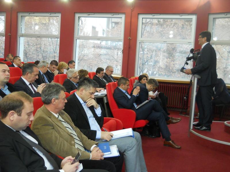 Sednica Skupštine grada Niša odložena zbog TV prenosa?