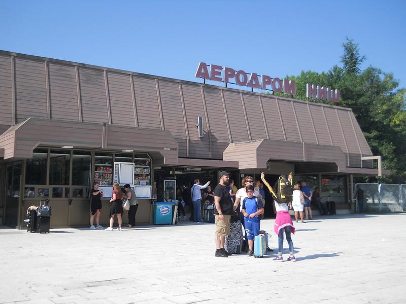 Zbog smanjenog broja putnika, restoran na niškom aerodromu zatvoren već dva dana