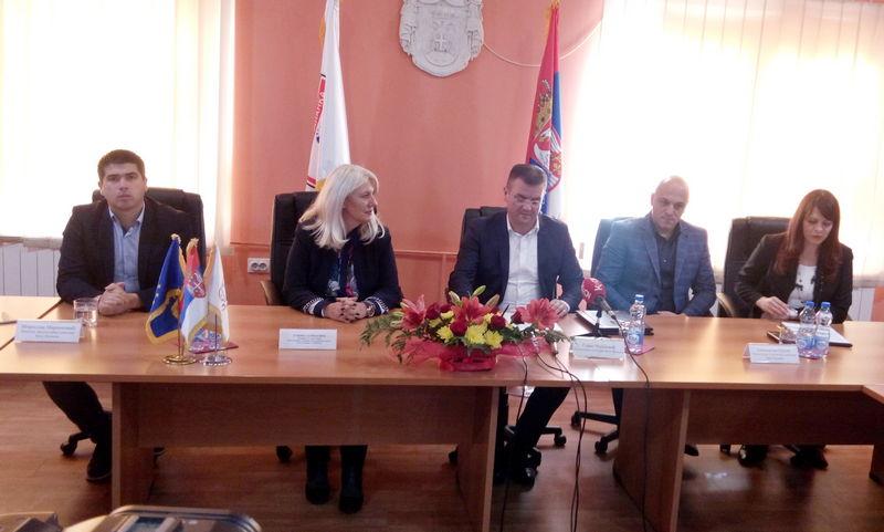 Miljković: Svrstavamo se u red odgovornih opština i gradova