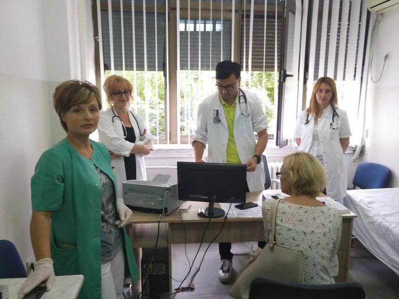 U nedelju besplatni pregledi u Kliničkom Centru i Domu zdravlja