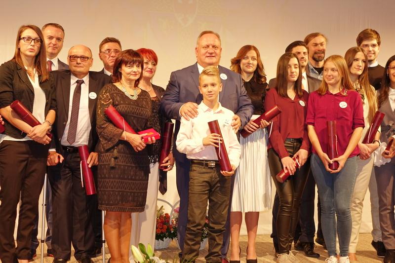 Obeležen Dan grada Leskovca (FOTO, VIDEO)