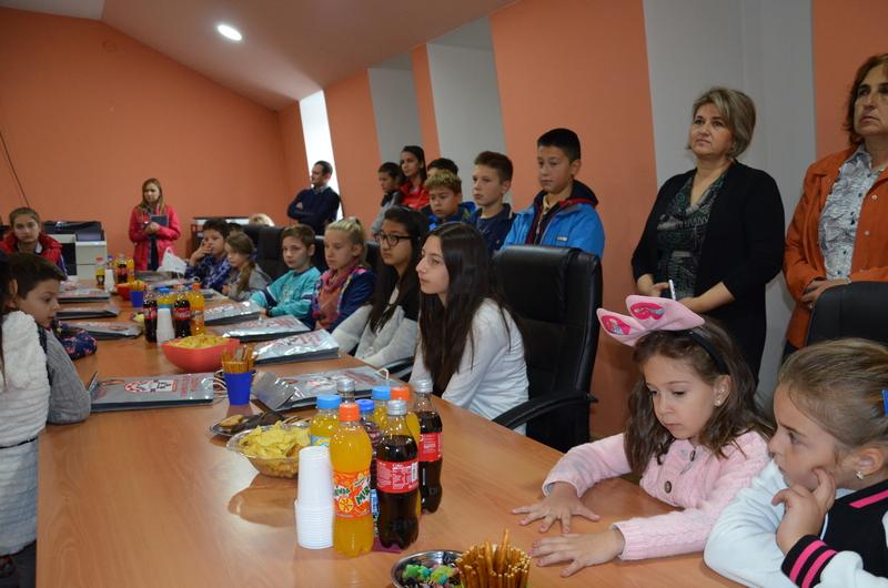 Evo šta su deca tražila od predsednika opštine