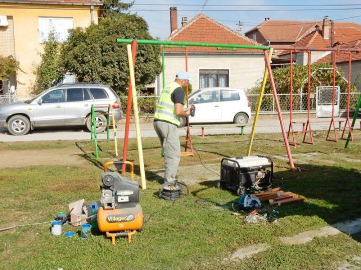 Otvara se igralište uz pomoć Fondacije Novaka Đokovića