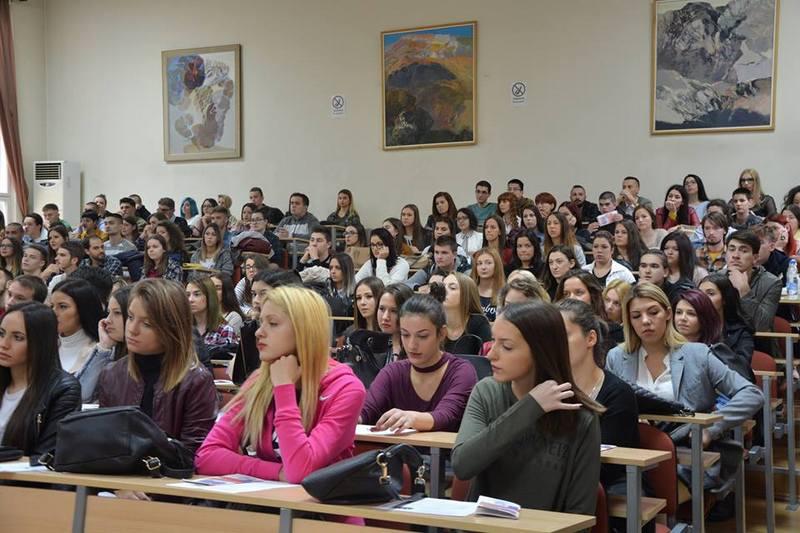 Dobrodošlica za novu generaciju studenata Filozofskog fakulteta