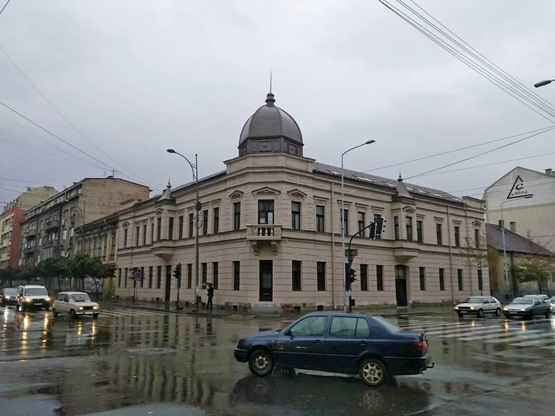 Grad Niš kupuje zgradu za Galeriju za 1,9 miliona evra
