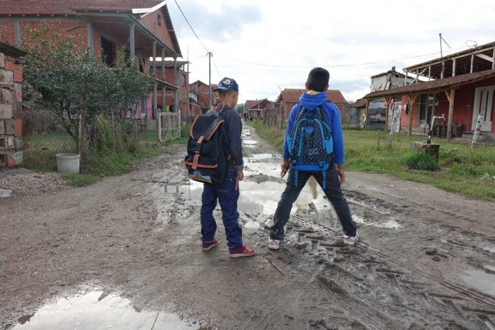 Život u blatu i smradu (FOTO, VIDEO)