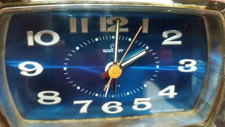 Zimsko računanje vremena, vratite časovnik jedan sat unazad