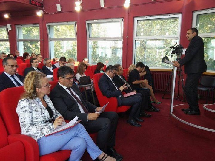 Izabrani direktori i v.d direktora javno-komunalnih preduzeća u Nišu