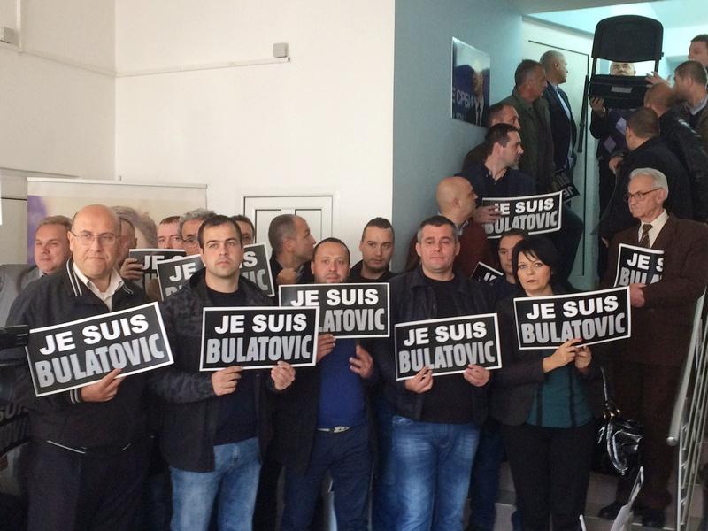 "SNS optužio ""Vranjske"" za MEDIJSKI TERORIZAM, novinari portala u čudu"
