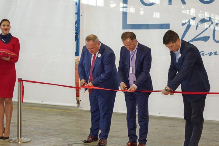 Otvorena fabrika za proizvodnju sendvič panela, posao za 80 Leskovčana (VIDEO)