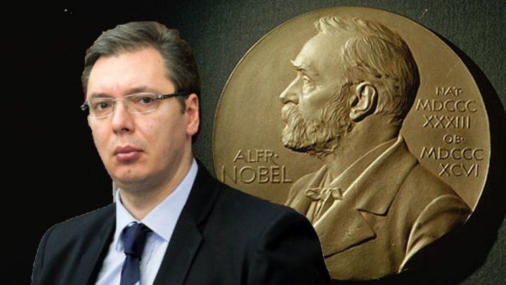 Zbog čega će Amerika ili Merkelova nominovati Vučića za Nobelovu nagradu za mir