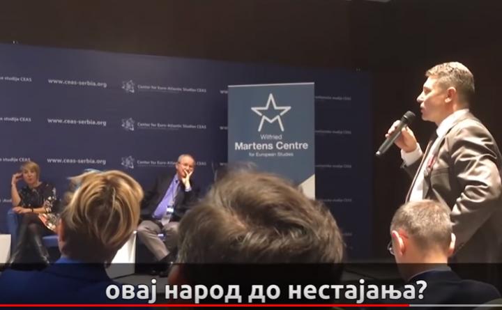 Mitrović NATO zvaničnicima: Koliko ćete još novca da date medijima kako bi doveli Srbe do nestanka? (VIDEO)