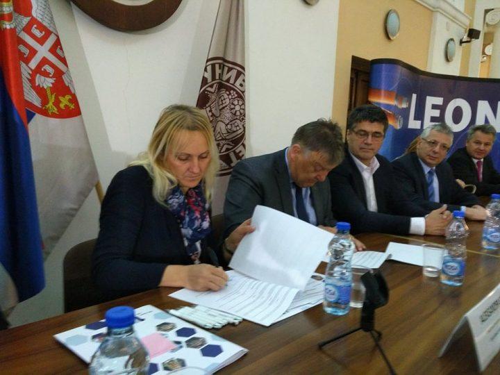 Stipendije Leonija od 20.000 dinara za 15 studenata u Nišu