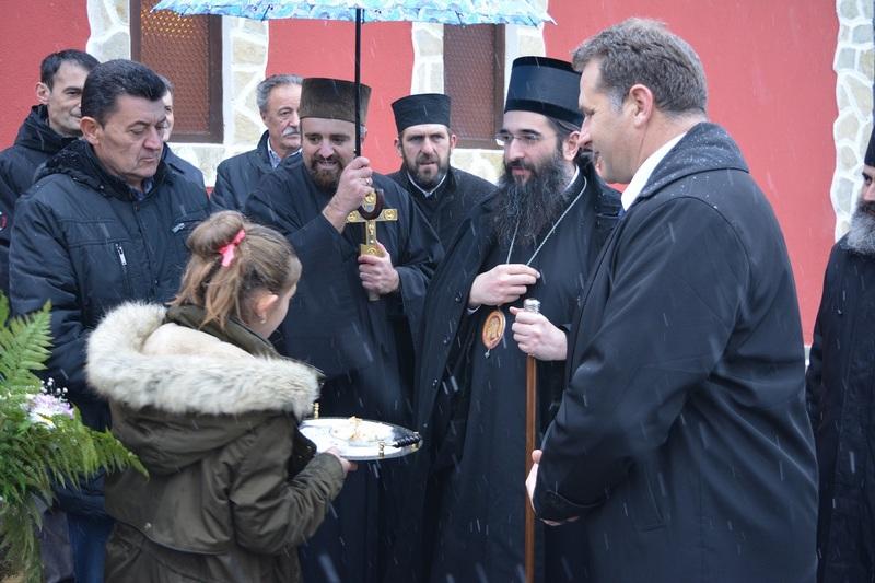 Vladika niški u opštini Medveđa najavio obnovu crkava