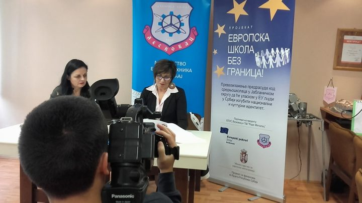 Ispravka: Istraživanje o stavovima srednjoškolaca o EU sproveo Evropski pokret u Srbiji