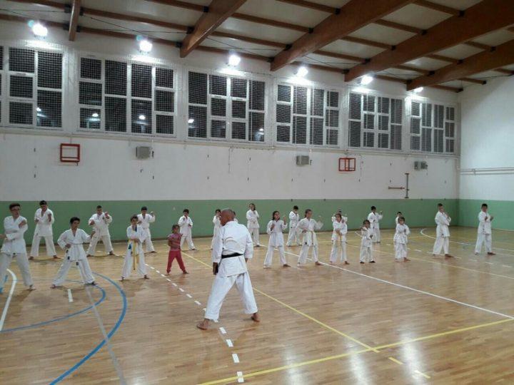 "Karate klub ""Morava"" vrši upis novih članova"