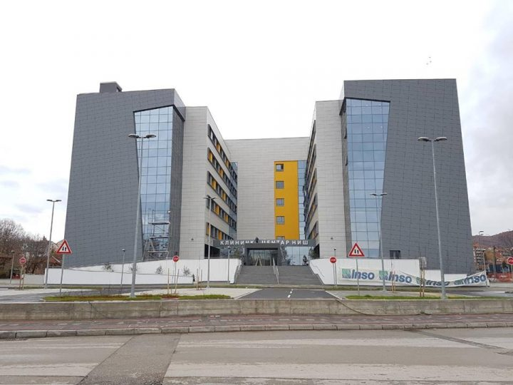 Vučić u nedelju otvara niški Klinički centar