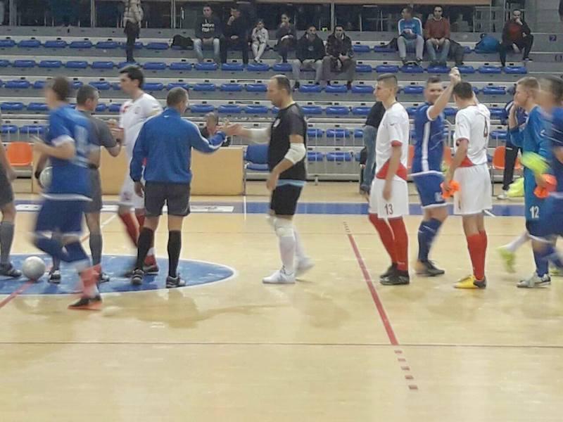 KMF Leskovac poražen u prijateljskoj utakmici