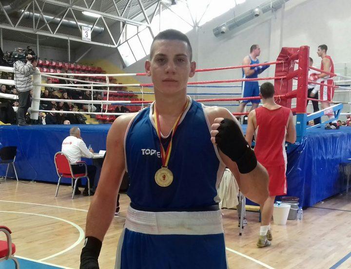 Leskovački bokser šampion u Skoplju