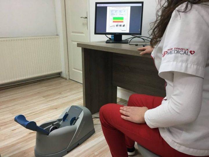 Preko ultrazvučne osteodenziometrije brinite o zdravlju kostiju, a preko MaterniT Genome testa o zdravlju bebe