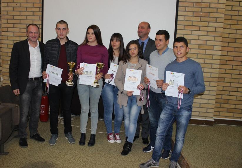 Nagrađeni najbolji mladi vozači