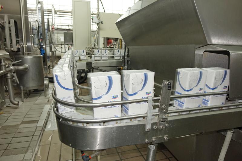 MLEKARA Nova linija za tetrapak mleko, šansa za zapošljavanje mladih kadrova