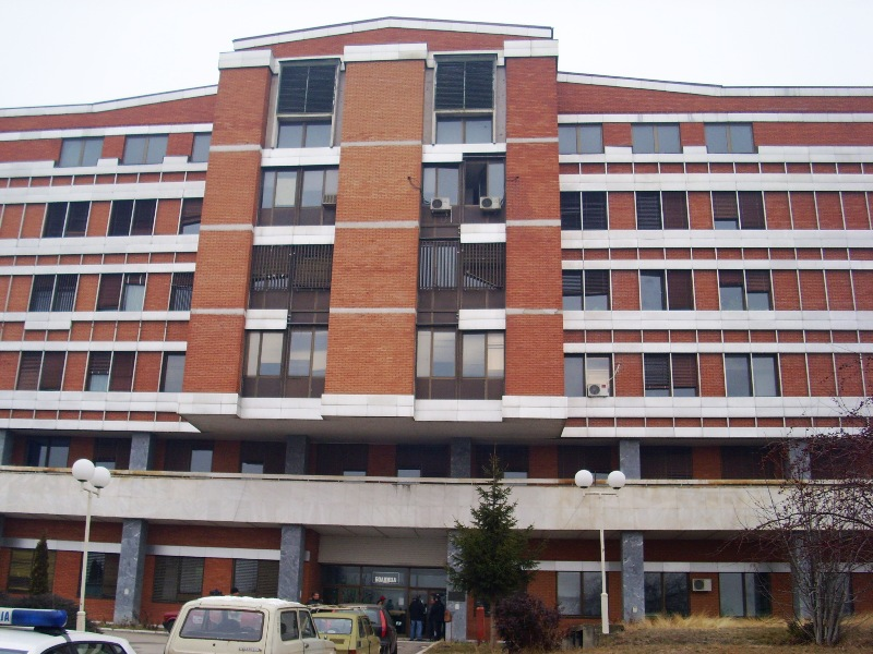Uhapšen direktor Opšte bolnice zbog trgovine uticajem