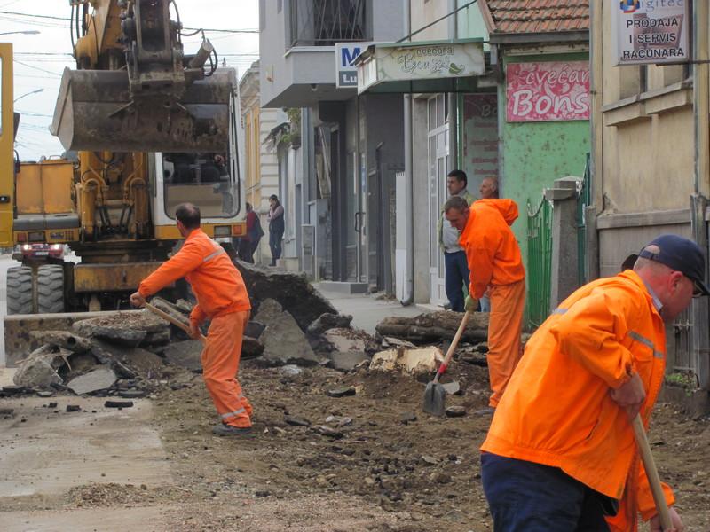 Počela rekonstrukcija Svetoilijske