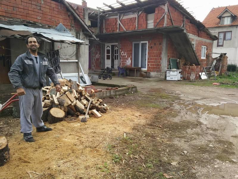 Kanalizacija i asfalt u ulici – najveće želje Roma u naselju Šljaka