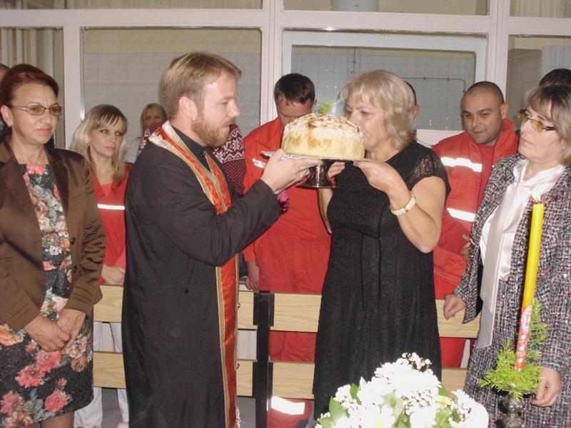 Sveti Vrači obeležni u vlasotinačkom Domu zdravlja