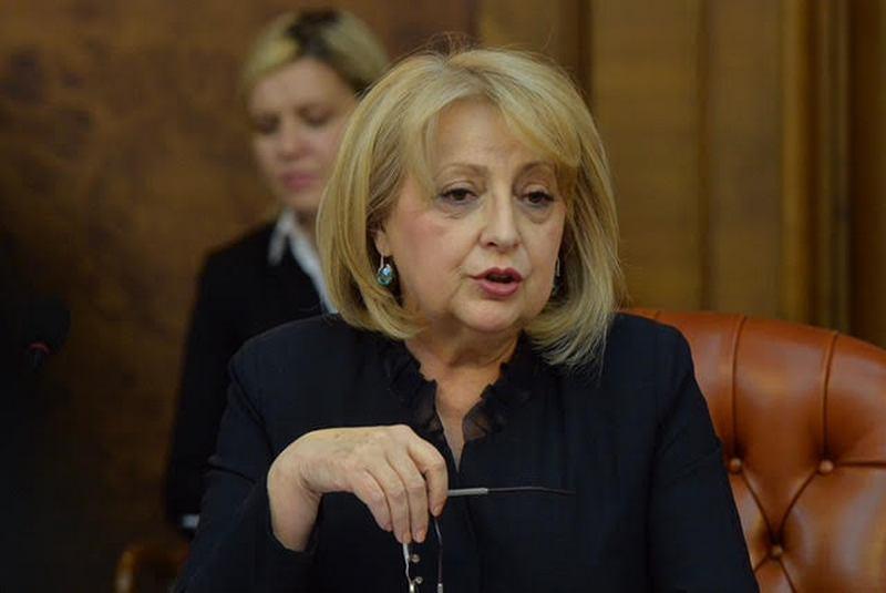 Slavica Đukić Dejanović: Volela bih da nam poraste natalitet dok smo u samoizolaciji