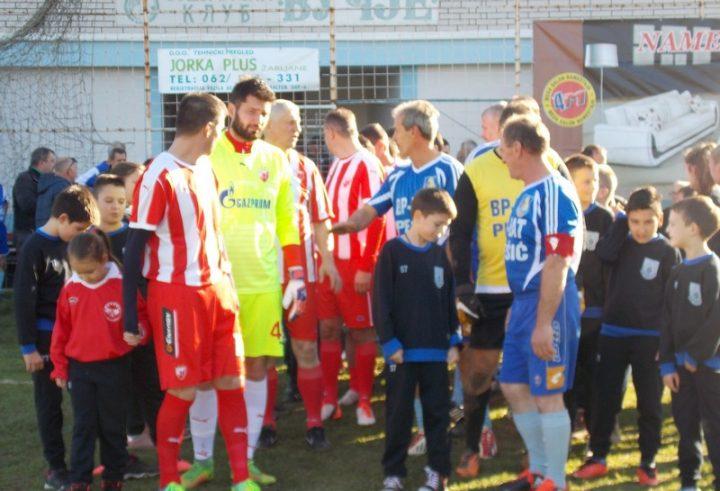 FK Vučje – Crvena zvezda 0:3 (0:1)