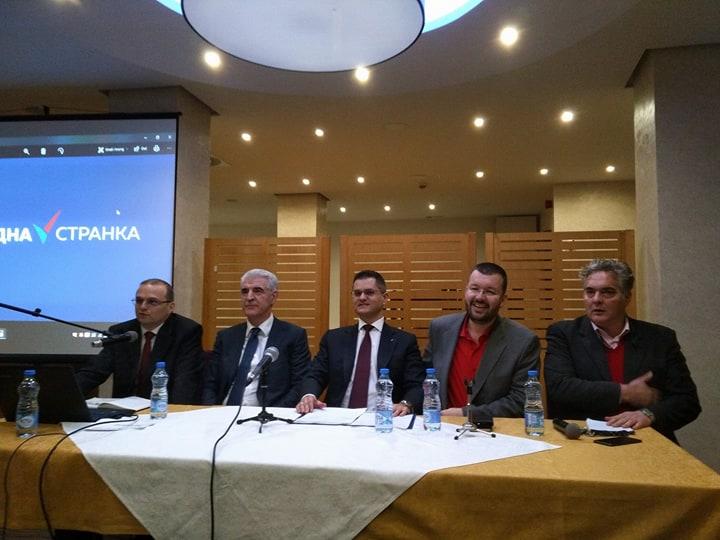 Vuk Jeremić: Bezbednosna situacija u Nišu odražava stanje u državi